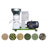 China Small Farm Pellet Making Machine Flat Die Portable Grass Pellet Machine on sale