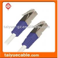 China CAT6 FTP PATCH CORD wholesale