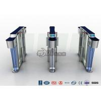 China Industrial Swinging Speedgate Turnstile Access Control For Public Areas wholesale