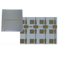 China Gold Plated 4 Layer Rogers Laminate Stack Up With FR4 Multilayer PCB Circuit Board wholesale