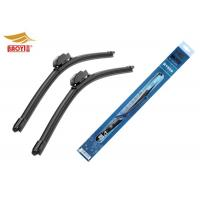 China Front Window Multi Clip Flat Wiper Blade Rubber 2013 Bmw X5 Car Washer System wholesale