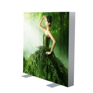 China Advertising LED Light Box Backlit Frameless Led Fabric Light Reinforced Struction wholesale