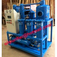 Buy cheap Gas Turbine oil filtering unit, Turbine Oil Filtration Flushing ,Oil Purification Plant for breaking emulsification from wholesalers