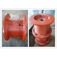Buy cheap Lebus Grooved Drum With Flange , Parts Of The Wich , Or Full Machine from wholesalers