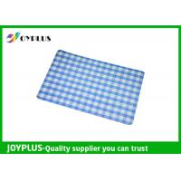 China Elegant Printed Kitchen Table Mats And Coasters Easy Washing Multi Purpose wholesale
