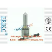 China ERIKC jet spray common rail injection diesel nozzle DLLA156P1368 automatic fuel injector nozzle DLLA 156P 1368 on sale