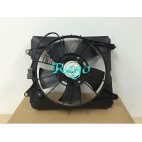 OEM Car Radiator Cooling Fan , 2005 Chevy Silverado Electric Cooling Fans
