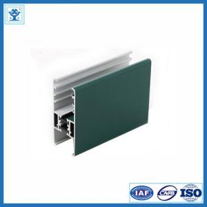 China Powder coated aluminum window profile wholesale