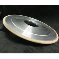 Quality 14F1 Flat Wheel Diamond Grinding Wheel for Machining of Conical alan.wang for sale