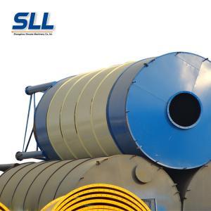 China Sheet - Assembled Concrete Storage Silo Sincola 120 Ton 1 Year Warranty wholesale