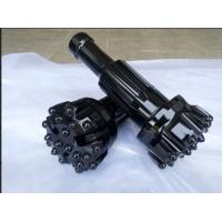 China Carburied Steel Material M50 12 Spline Flat Face DTH Bit For Water Well Drilling wholesale