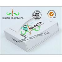 China Handmade Custom Printed Corrugated Boxes , Cardboard Collapsible Packaging Box wholesale