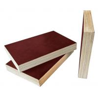 China Brown Film Faced Plywood 8 - 12% Moisture Content Easy Work International Quality wholesale