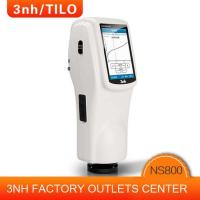 Buy cheap Ns800 Portable Accurately Color Management Spectrophotometer for Color Matching from wholesalers