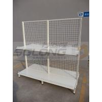 China Professional Wire Mesh Shelves Store Display Equipment Excellent Appearance wholesale