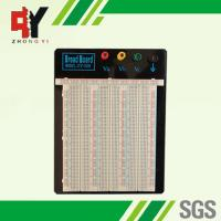 China Coloured Solderless Breadboard Projects , ROHS Approval Electronic Prototype Board wholesale