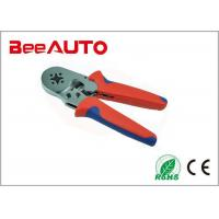 Buy cheap LSC8-6-4 Professional Ratchet Crimp Tool For Bootlace Ferrule , Cable Ferrule Crimping Tool from wholesalers