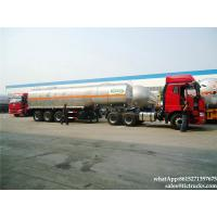 China 45000 stainless steel fuel tank 45000L oil tank truck trailer for africa  WhatsApp:8615271357675 on sale