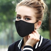 China Cotton Reusable PM2.5 KN90 Particulate Filtering Mask wholesale