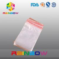 Quality Self adhesive seal opp head bags , clear plastic stationery packaging bags for sale