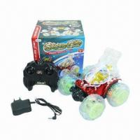 China R/C Stunt Car with Music, Light and Charger (4-channel) wholesale