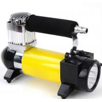 China Dc 12v Metal Air Compressor , 100 Psi High Power Compressor With Lamp wholesale