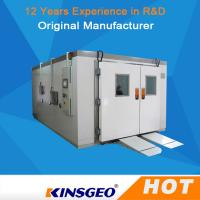 China 100kW Battery Battery Testing Machine Rapid Temperature Change Room with 1 year warranty wholesale