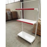 China Ecomic Light Duty Wire Mesh Shelves , Wire Storage Shelves ISO9001 Certification wholesale