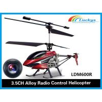 China NEW 3.5CH alloy RC helicopter with cameras,with gyroscope,wireless remote control plane wholesale