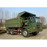 China 70 Ton Strong Horsepower 6x4 Heavy Duty Dump Truck for Transportation wholesale