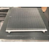 China 50 M3/H Microchannel Heat Exchanger , All Aluminum Air Conditioner Heat Exchanger wholesale