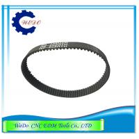China C311 Charmilles Rubber Geared Belt  EDM Parts 200543463 12x510mmL 200.543.463 on sale