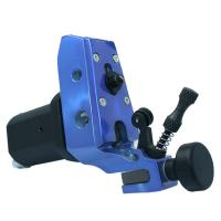 China The Skyscraper Rotary Tattoo Machine Gun Shader and Liner Blue Color wholesale