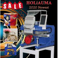 China HIGH QUALITY CHUANGDA FORTEVER  with 15 colors Single Head Embroidery Machine on Sale on sale