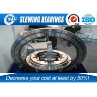China Slew Double Row Roller Bearing For Metallurgical Mining Machinery wholesale