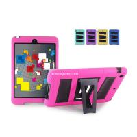 China Hot Hard back and soft silicone Ipad mini case for Apple Mini Ipad wholesale