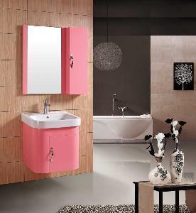 China PVC Bathroom Cabinet   (W-177) wholesale