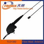 China fiber mast car antenna/ 1 section mast passive car antenna TLD1382 wholesale
