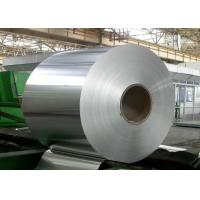 China Mill Finish Silver Aluminum Sheet Coil Moisture Proof Temper HO wholesale
