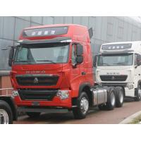 China Sinotruk HOWO 371HP 6X4 Drive Prime Mover Trailer / Tractor Truck / Container Vehicle wholesale