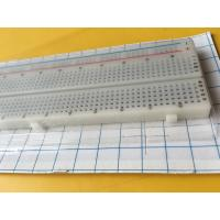 China ABS Material Solderless Breadboard Kit One Distribution Strip 20AWG - 29AWG wholesale