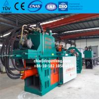 China Waste paper baling machine for cardboard wholesale