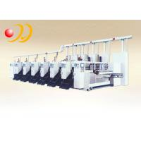 China Corrugated Cardboard Machinery , Corrugated Box Stitching Machine on sale