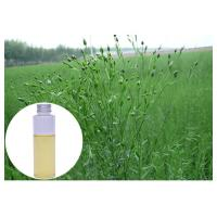 China Alpha Linolenic Acid Organic Flaxseed Oil , Flaxseed Oil Supplements 45 - 60% wholesale