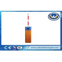 Vehicle Barrier Gate Color Not Fading Within 3 Years Waterproof  and Rustproof