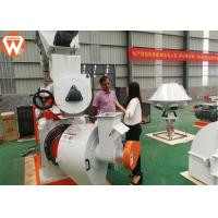 China Final Feed Pellet Machine 1.5-12MM Manual For Rabbit Cattle Horse Durable on sale