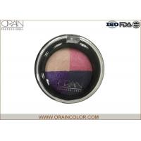 Quality Modern Style Waterproof Eye Shadow Powder With Four Amazing Colors for sale