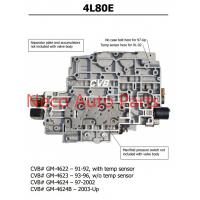 China Auto transmission 4L80E sdenoid valve body good quality used original parts wholesale