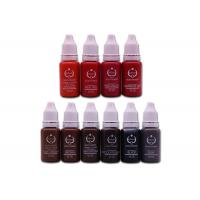 China Permanent Biotouch Medical Grade Tattoo Ink 15ml For Tattoo Makeup on sale