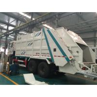 China 12cbm Garbage Compactor Truck WD615.47 EURII RHD Option ZZ1257M4647A wholesale